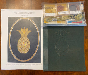 Gilded Pineapple Kit