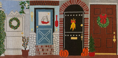 Seasonal Doors