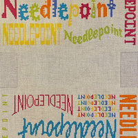 Needlepoint Tote Bag