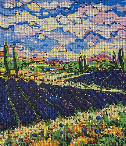 Purple of Provence (Large)