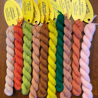 10 skeins of Merino Strandable