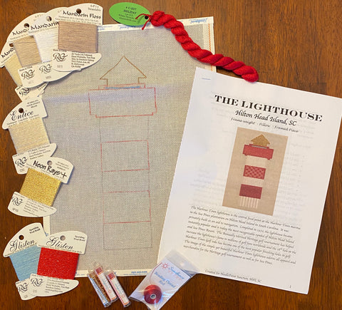 Low Country Lighthouse Frame Weight Kit