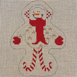 Stuffed Snowman w stitch guide