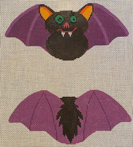 Halloween Bat Clip-On