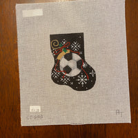 Soccer Ball Mini Sock