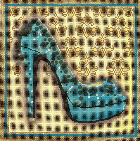 Turquoise Pump