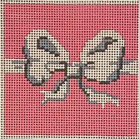 Pink Bow Insert
