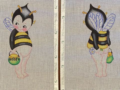 Two Sided Bee Costume