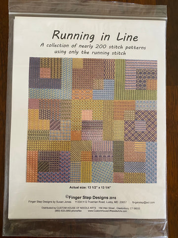 Running in Line *chart only*