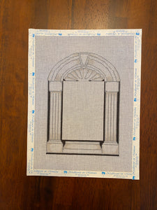 Grecian Style Picture Frame
