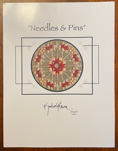 Needles & Pins chart