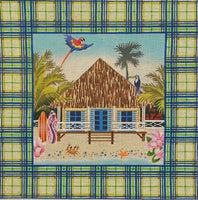 Tartan Tropical House