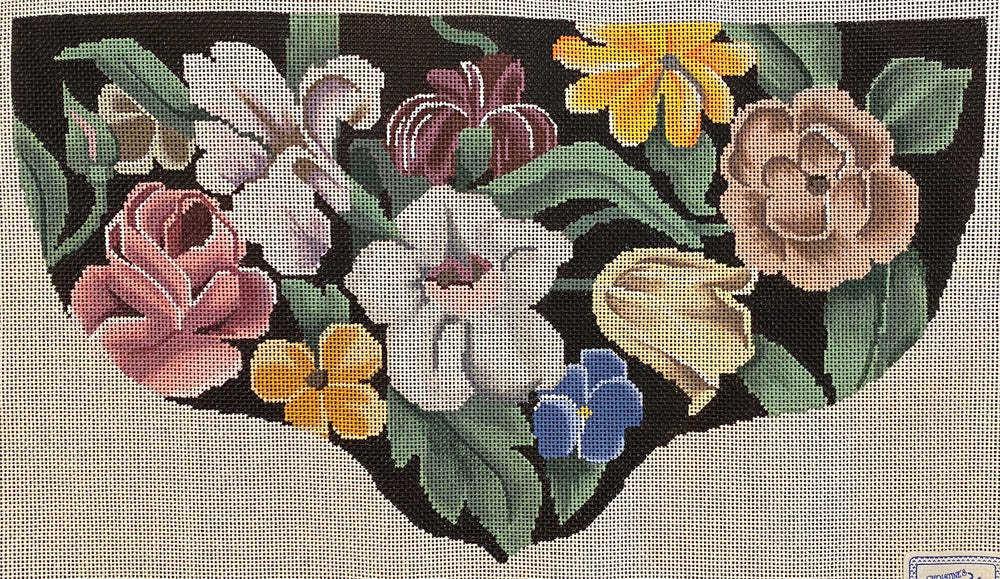 Floral Lamp Shade Panel