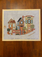 Vintage - Town House Alt (stained)