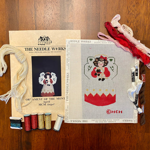 The Needle Works - April Angel Kit