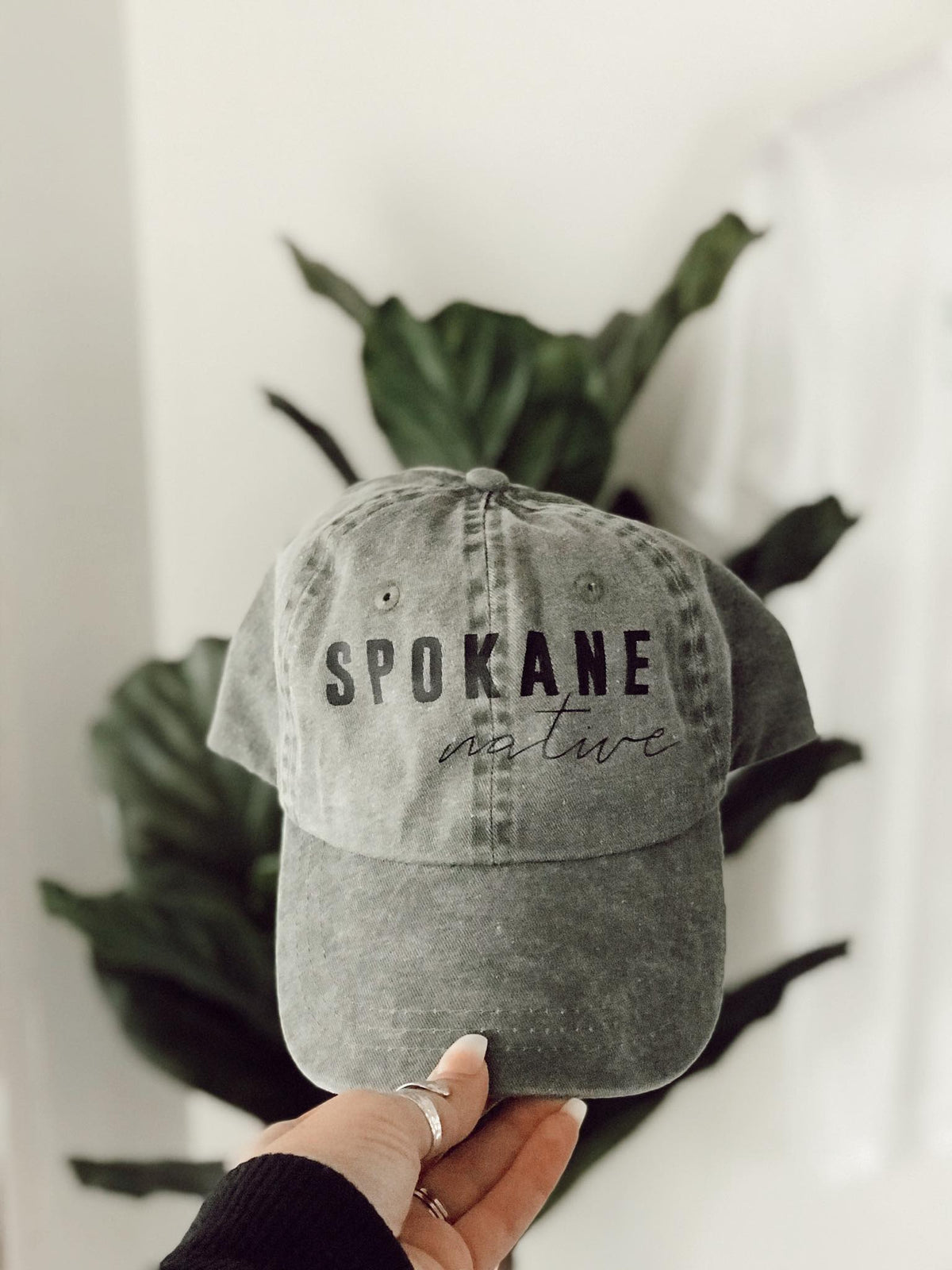 Spokane Native Hat