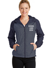 Ladies zip up
