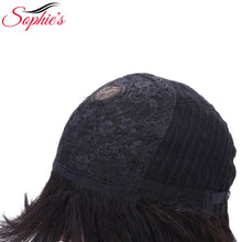 Load image into Gallery viewer, Sophie's 100% Human Hair Wig Brazilian  Hair