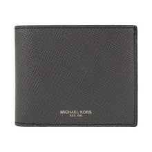 Load image into Gallery viewer, Michael Kors Russel Mens Billfold Wallet Coin Pocket 36H7LMNF3B 36T7LWRF3L/36U9LHRE6L/36U9LHR0F6L/36U9LHRF5L/36T7LWRF5L