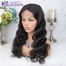 Load image into Gallery viewer, BEAUDIVA Hair Brazilian Straight Lace  100% Human Hair