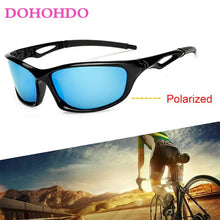 Load image into Gallery viewer, DOHOHDO Classic Alloy Driver Men Sunglasses Polarized Night Vision Lens Larger Frame Eyewear Fishing Sun Glasses For Women UV400