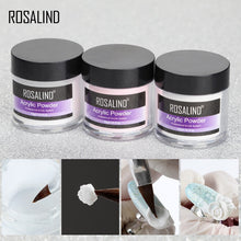Load image into Gallery viewer, ROSALIND Acrylic Powder Poly Gel For Nail Polish Nail Art Decorations Crystal Manicure Set Kit Professional Nail Accesorios