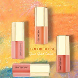 LAMUSELAND 4 Colors Liquid Blush Beauty Blusher #LA2008