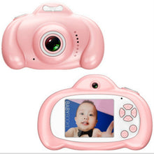 Load image into Gallery viewer, Toys Camera Mini 2.0 inch HD IPS Screen Children Kids Camera 1080P Video Recorder Flash Photo 12MP Camcorder For Kids Gift