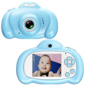 Toys Camera Mini 2.0 inch HD IPS Screen Children Kids Camera 1080P Video Recorder Flash Photo 12MP Camcorder For Kids Gift