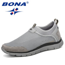 Load image into Gallery viewer, BONA  New Style Men Breathable Comfortable Fashion Sneakers Wear-Resistant Lightweight Man Causal Shoes Zapatos Hombre Male
