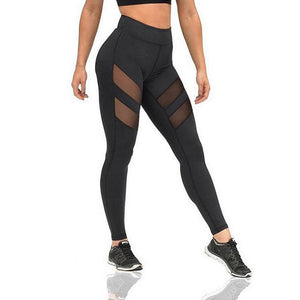 Sporting Butt Lifting Workout Leggings