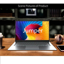 Load image into Gallery viewer, Jumper EZbook A5 14 Inch Laptop 1080P FHD Intel Cherry Trail Z8350 Quad Core Notebook 1.44GHz Windows 10 4GB LPDDR3 64GB EMMC EU