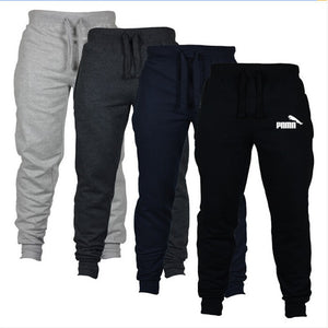 2020 New Men's Jogger Pants Spring Autumn New Men's Casual Sweatpants Solid Color Comfortable Trousers Men Joggers Men's Pants