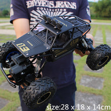 Load image into Gallery viewer, 4WD  Car  2.4G Radio Control  High speed Trucks Off-Road