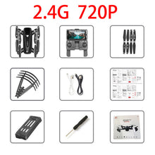 Load image into Gallery viewer, S167 GPS Drone With Camera 5G RC Quadcopter Drones HD 4K WIFI FPV