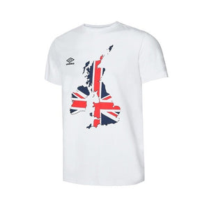 UMBRO Summer New Pattern Male Motion Life Short Sleeve