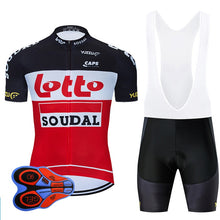 Load image into Gallery viewer, 2020 Pro Team LOTTO Cycling Clothing