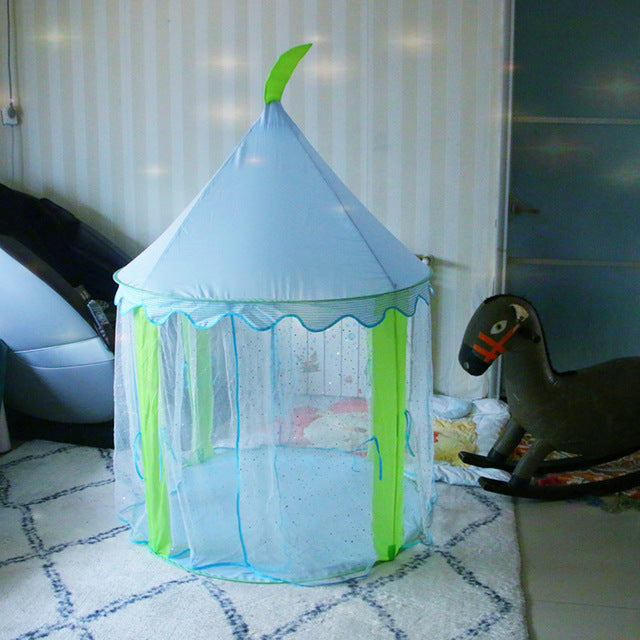 Free Shipping Princess Children's Tent Indoor Play House Baby