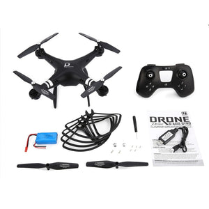 Drone 2.4G Quadcopter Drone Aircraft with Altitude Hold One Key Return  22mins Long Flight