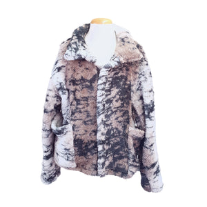 Bomber Jacket (Animal Print)