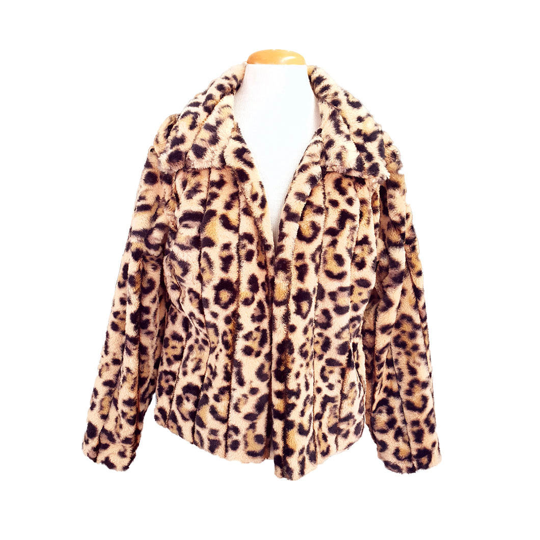 Jean Jacket (Cheetah)