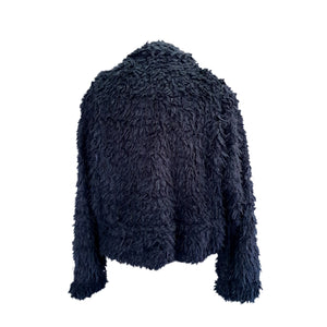 Shaggy Bomber (Black)