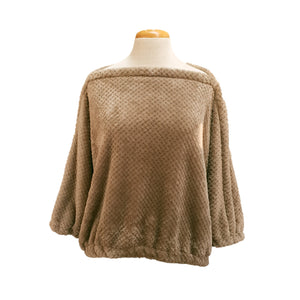 Fluffy Top (Brown)