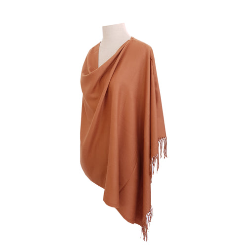 Fudge Twill poncho - Dammit Janet