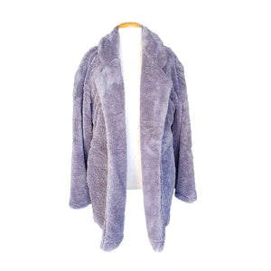 Teddy Bear Jacket (Grey)