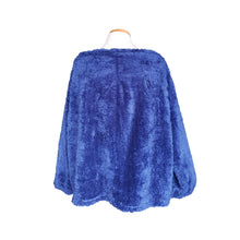 Load image into Gallery viewer, Fluffy Top (Royal Blue)