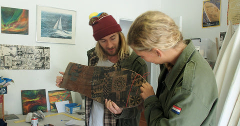 skateboard making workshops