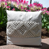Bohemia Cotton Throw Pillows