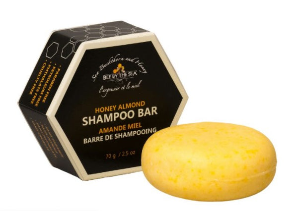 Bee By The Sea Shampoo Bar