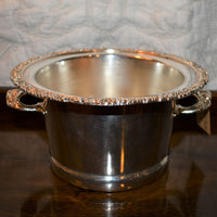 Antique Silver Footed bowl
